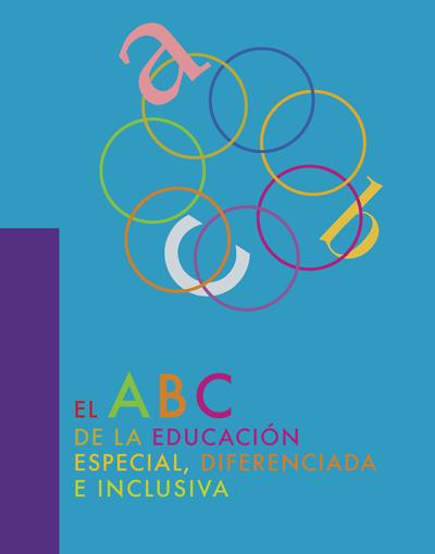 Portada libro El ABC de la educación especial diferenciada e inclusiva
