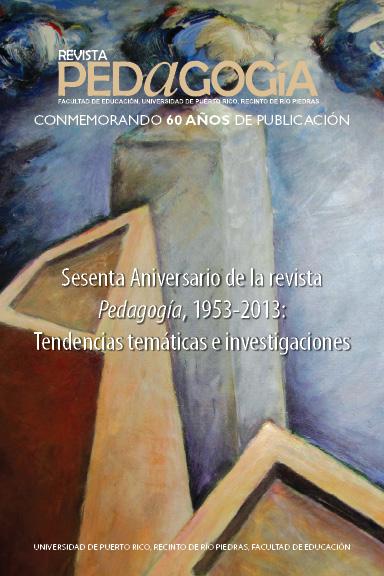 Invitación Pedagogía