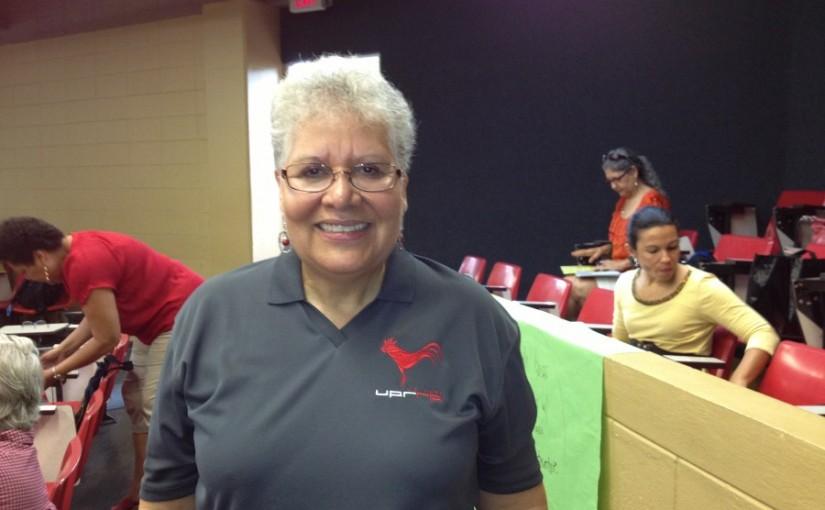 Dra. Carmen Sanjurjo, día 2