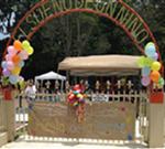 Bienvenida Fiesta de la Niñez