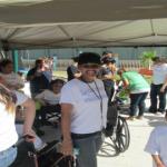 Sugeil Torres Dávila, Coordinadora de la Fiesta de la Niñez