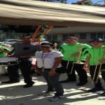 Batucada, Escuela de Bellas Artes Luis A. Ferré, Guaynabo, PR