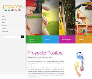 Proyecto Pasitos