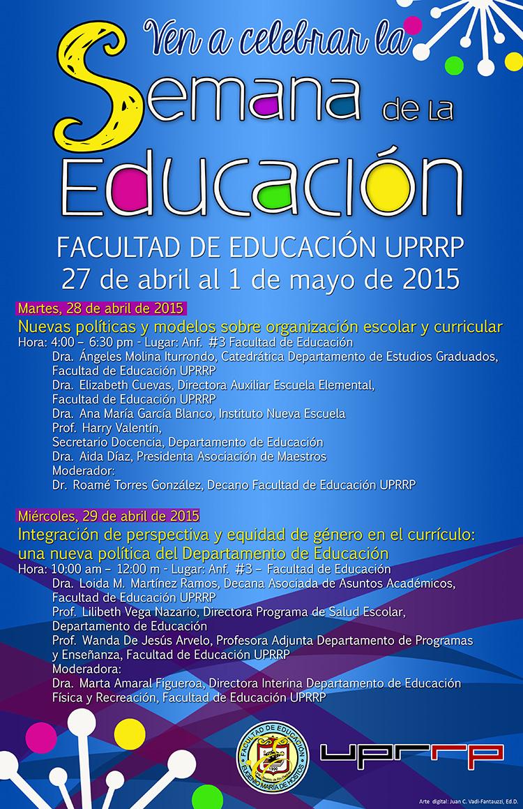 Semana de la Educación