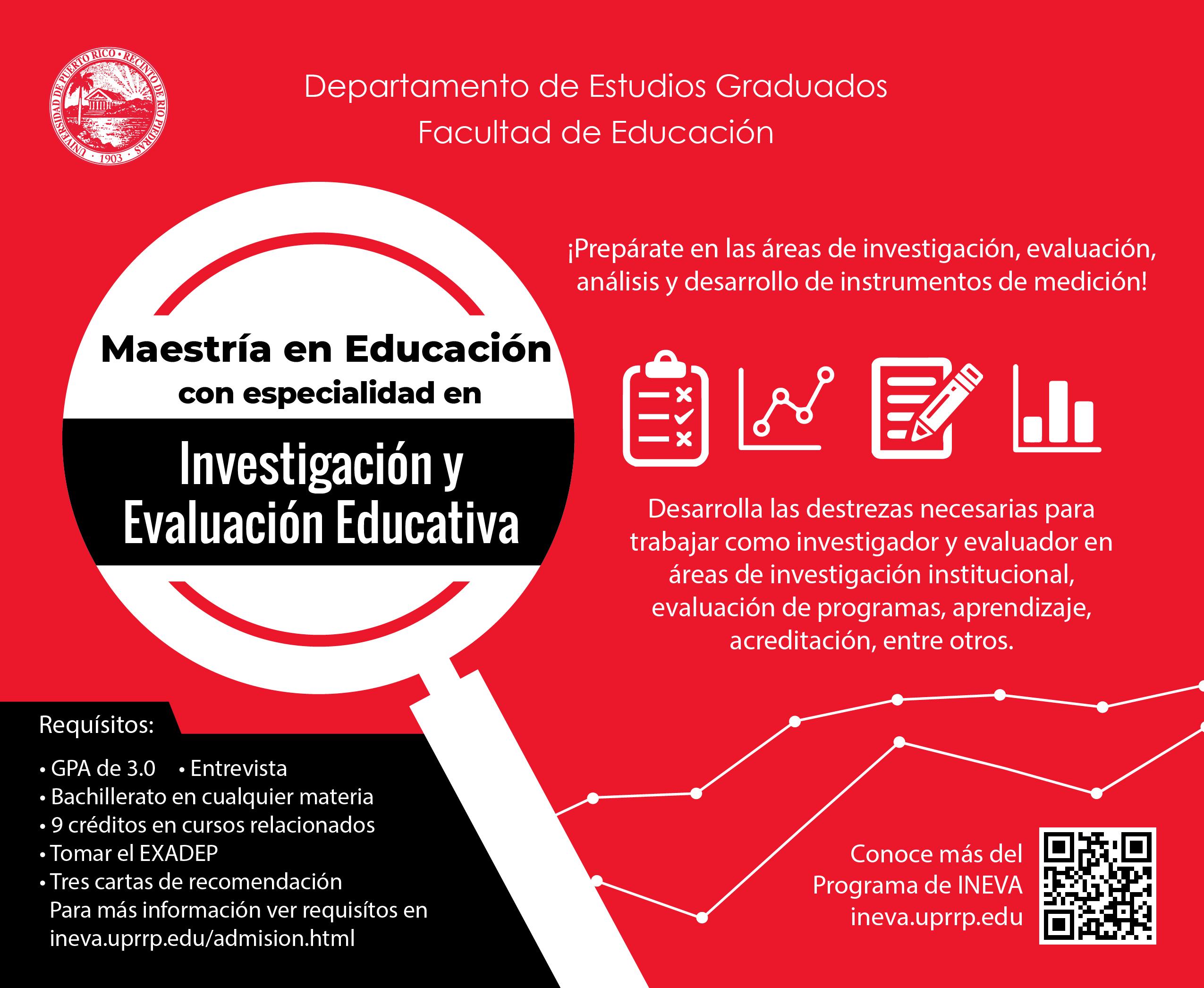 Información Programa INEVA